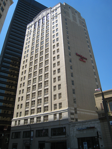 Rhodes-Haverty Building á Residence Inn Atlanta Downtown